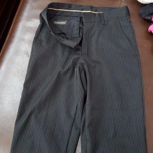 $3/20 Dockers Boys Pinstripe Suit Pants 10